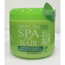 Hair SPA Treatment Green Tea