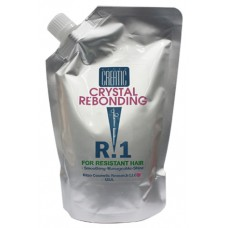 CRYSTAL REBONDING  CREAM R1+R2   2x500ml